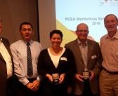 PESA WA Branch – 2016 Meritorious Service Award