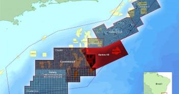 CGG starts survey in deepwater Santos-basin