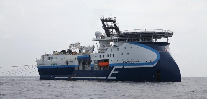 CGG and Eidesvik create new fleet ownership company