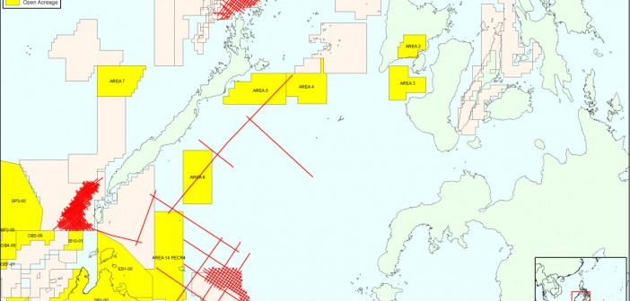 CGG Carabao regional multi-client study offshore Philippines.