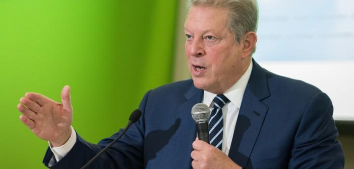 Al Gore. Image: Shutterstock.