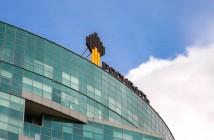 Rosneft Headquarters. Shutterstock.