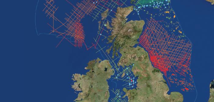 Seismic Data Photo