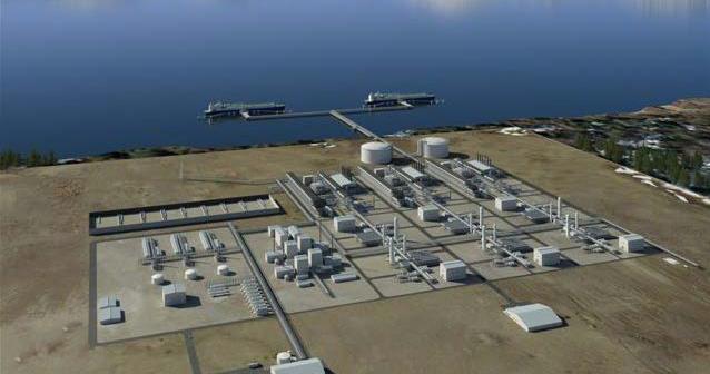 Alaska Gasline Development Corp tops capex charts in North America